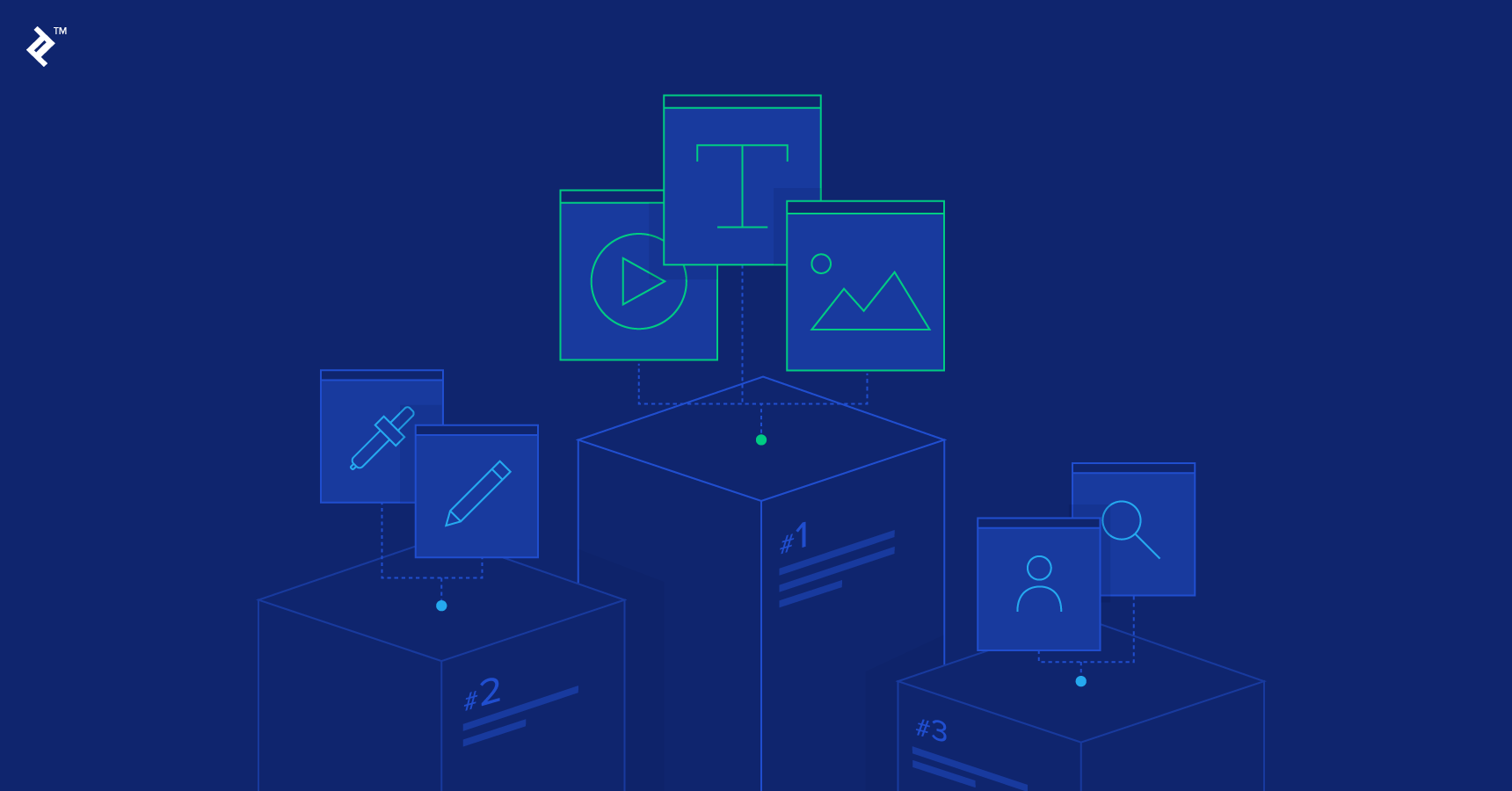 toptal.com - New Web Order: An Overview of Content-First Design