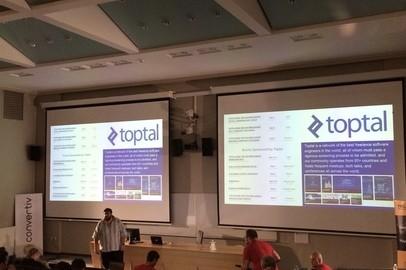 Toptal Road Trip Eastern Europe: WordCamp Split  - Sep 2–4, 2016
