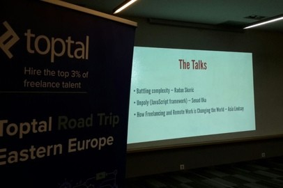 Toptal Road Trip Eastern Europe: Sarajevo Ruby Meetup - Sep 8, 2016