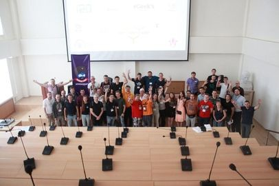 DrupalCamp Krasnodar 2016 - Sep 9–11, 2016