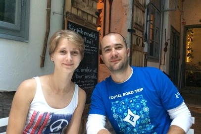 Toptal Road Trip Eastern Europe: Budapest Community Gathering - Sep 17, 2016