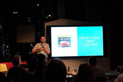 Toptal Road Trip Eastern Europe: WordPress Meetup Berlin and Drinks - Sep 29, 2016