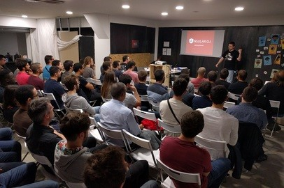 AngularToulouse Meetup: Angular2: CLI, Dart et Redux - Oct 5, 2016