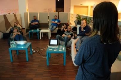 Toptal Road Trip Eastern Europe: Toptal Coworking Day in Gdynia - Oct 4, 2016