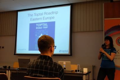 Toptal Road Trip Eastern Europe: meet.js Gdansk #13 - Oct 3, 2016
