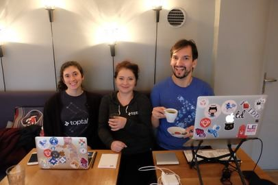 Toptal Road Trip Eastern Europe: Toptal Coworking Day in Warsaw - Oct 11, 2016