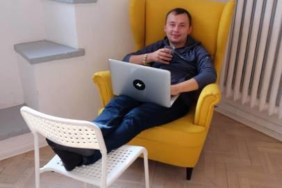 Toptal Road Trip Eastern Europe: Toptal Coworking Day in Krakow - Oct 19, 2016
