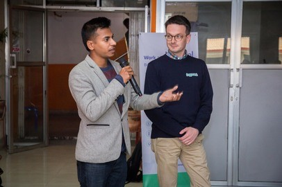 KTMJS Developers Meetup #7 - Nov 26, 2016
