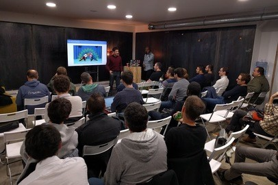 GDG Toulouse meetup: Google Cloud Platform and AngularDart - Jan 26, 2017