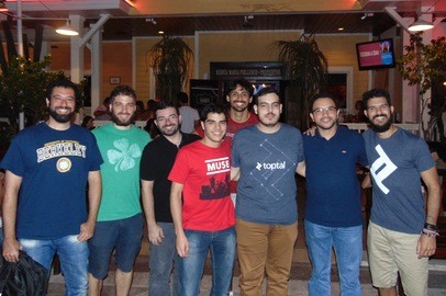 1st Campinas Toptal Gathering - Feb 8, 2017