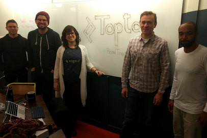 Toptal Road Trip USA: Toptal Coworking Day in New York City - Mar 20