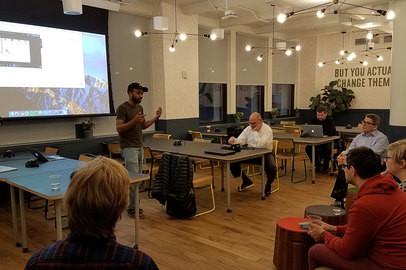 Toptal Road Trip USA: New York City Top Talks - Mar 28