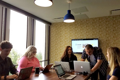 Toptal Road Trip USA: Toptal Coworking Day in San Francisco - Apr 18, 2017