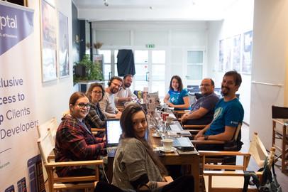 Toptal Coworking Day: Sarajevo - Apr 21, 2017