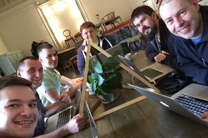 Toptal Coworking Day: Saint Petersburg - Apr 24, 2017