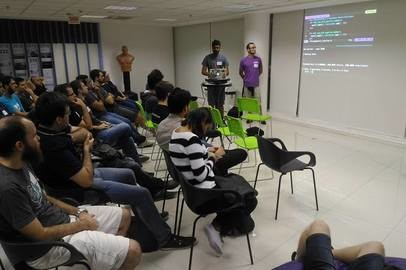 Floripa On Rails: Testing Night - Apr 25, 2017