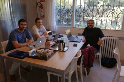 Toptal Coworking Day: Montevideo - Apr 28, 2017