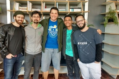 Toptal Coworking Day:  Curitiba - Apr 28, 2017