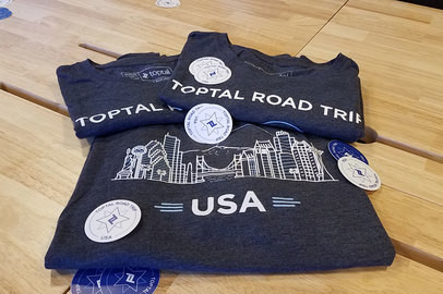 Toptal Road Trip USA: Toptal Coworking Day in San Diego - May 4