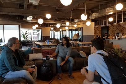 Toptal Road Trip USA: Toptal Coworking Day in Dallas - May 15