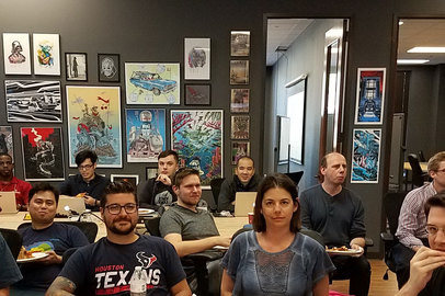 Toptal Road Trip USA: Houston JS Meetup - May 25, 2017