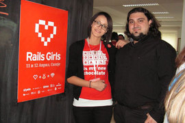 Rails Girls Skopje - Apr 11–12, 2014