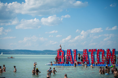 Toptal at Balaton Sound - Jul 8–12, 2015