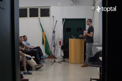 Toptal Roadtrip South America: FUMEC University Hackathon - Feb 3, 2016