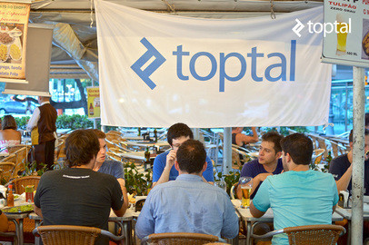 Toptal Roadtrip South America: Rio Community Gathering - Feb 10, 2016
