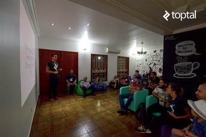 Toptal Roadtrip South America: Toptal and Designa Tech Night - Feb 24, 2016