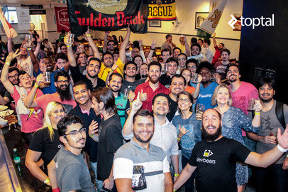 Toptal Roadtrip South America: DevBeers São Paulo - Feb 25, 2016