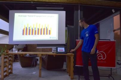 Toptal Roadtrip South America: Toptal and Beta Tech Night - Mar 2, 2016