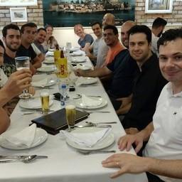 Big thumb road trip south america floripa dinner march08 macarronada italiana table01