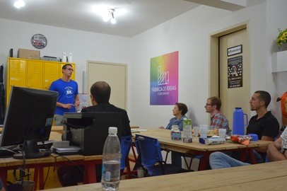 Toptal Roadtrip South America: Toptal and Fábrica de Ideias Tech Night - Mar 11, 2016