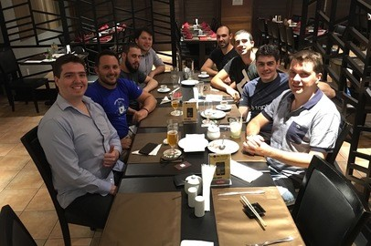 Toptal Roadtrip South America: Porto Alegre Community Gathering - Mar 13, 2016