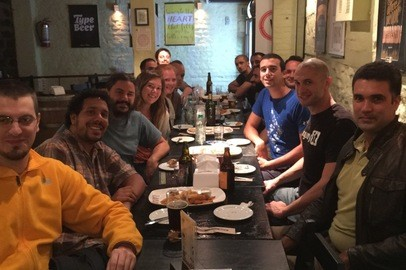 Toptal Roadtrip South America: Montevideo Community Gathering - Mar 19, 2016