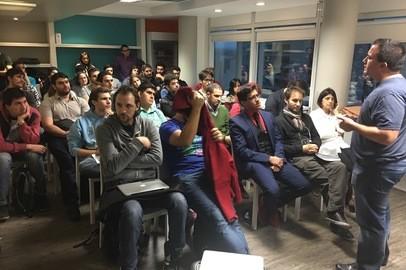 Toptal Roadtrip South America: Toptal and Co-innova Tech Night - Apr 18, 2016