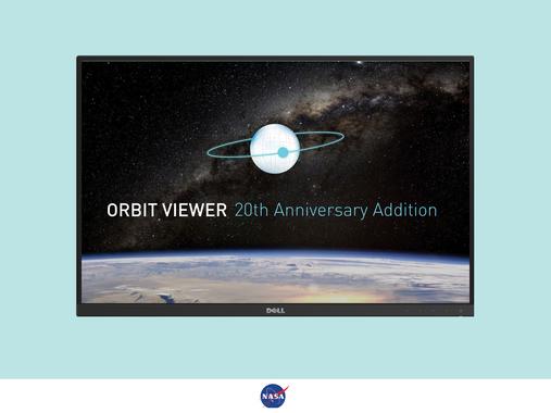 NASA Orbit Viewer