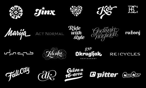 [LOGOTYPE] Various Logotypes