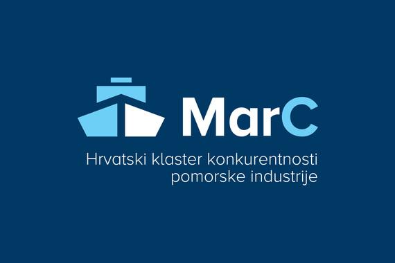 MarC brand identity design