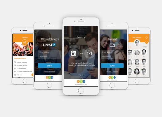 WAM App | UX/UI Design
