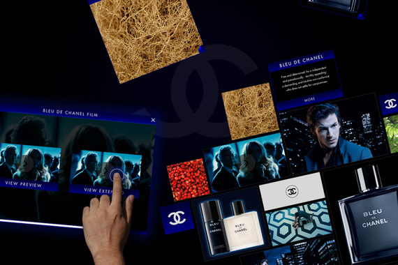 Chanel - Microsoft Surface Experience
