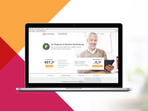 Real Estate Startup | Website
