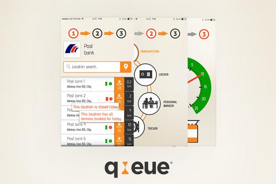 Queue App Design
