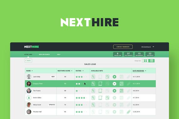NextHire | Web App