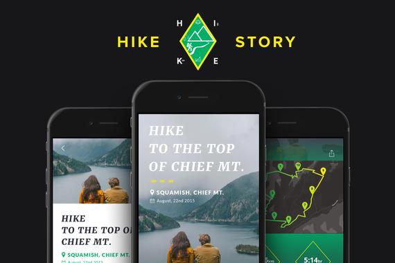 Hike | iOS App
