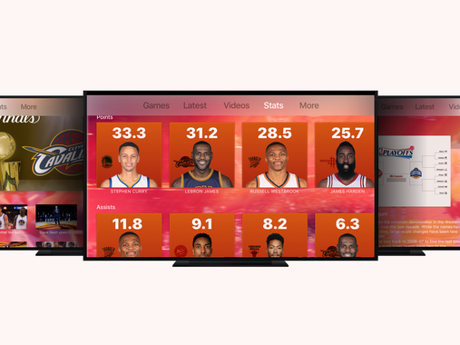 NBA Apple TV