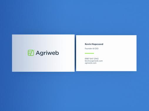 Agriweb - ConceptualIzation   Branding   Visual Design   Product DesIgn   UI   UX   3D