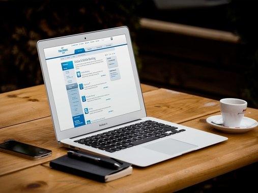 Bank Website Usability