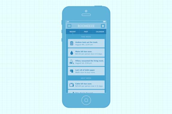 Roomeeze App